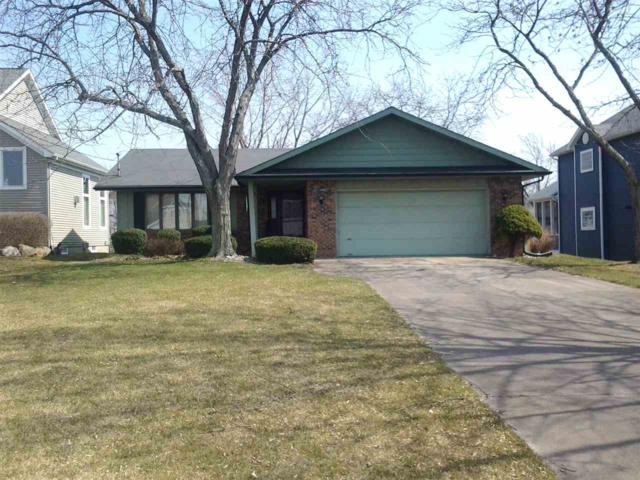 11446 N Fascination, Cromwell, IN 46732 (MLS #201813902) :: The ORR Home Selling Team