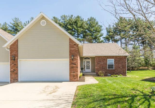 2424 N Stonelake Circle, Bloomington, IN 47404 (MLS #201815024) :: Parker Team