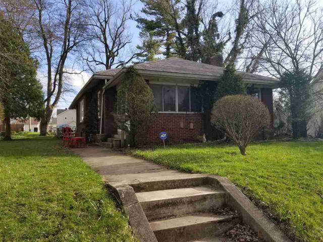 312 E North Street, Winchester, IN 47394 (MLS #201815330) :: The ORR Home Selling Team