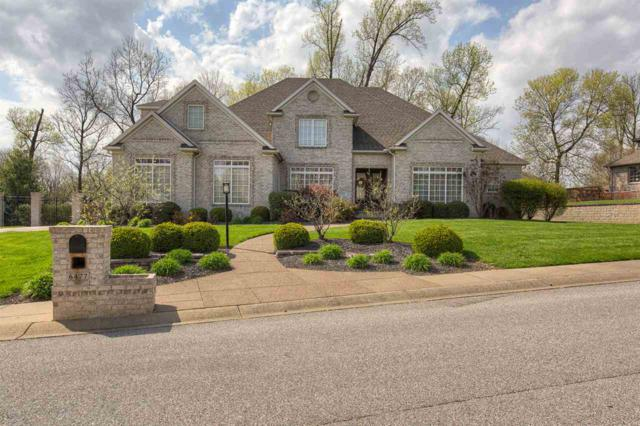 6477 Pebble Point Court, Newburgh, IN 47630 (MLS #201815359) :: The ORR Home Selling Team