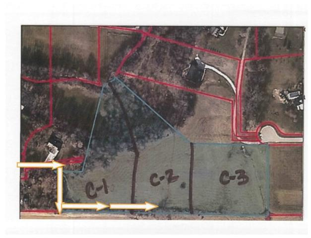 TBD N 75 E (Lot C-1), West Lafayette, IN 47906 (MLS #201815380) :: The ORR Home Selling Team