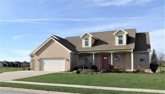 5212 W Shoreline Terrace, Muncie, IN 47304 (MLS #201815496) :: Parker Team