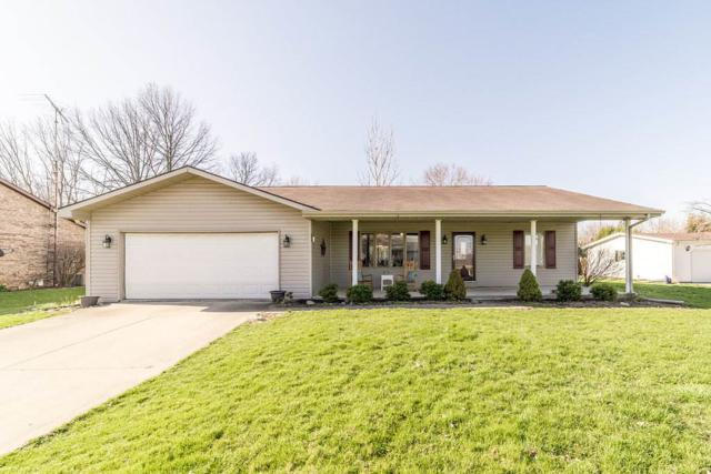 10215 E Sunset Dr, Selma, IN 47383 (MLS #201815520) :: The ORR Home Selling Team