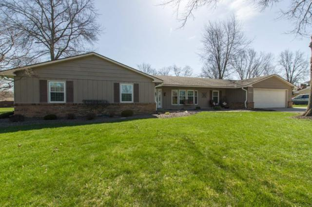 5401 Tomahawk Trail, Fort Wayne, IN 46804 (MLS #201815697) :: TEAM Tamara
