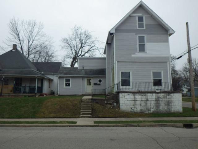 2034 Fletcher Street, Anderson, IN 46016 (MLS #201815842) :: The ORR Home Selling Team