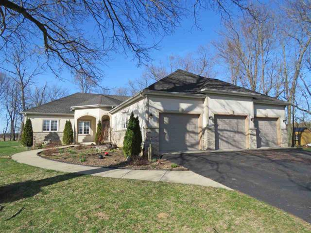 7107 N East Shafer Drive, Monticello, IN 47960 (MLS #201815904) :: Parker Team