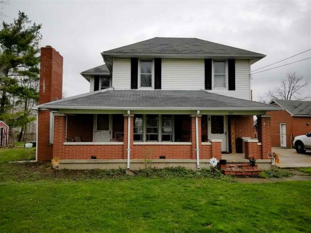 927 E Short Street, Winchester, IN 47394 (MLS #201816381) :: The ORR Home Selling Team