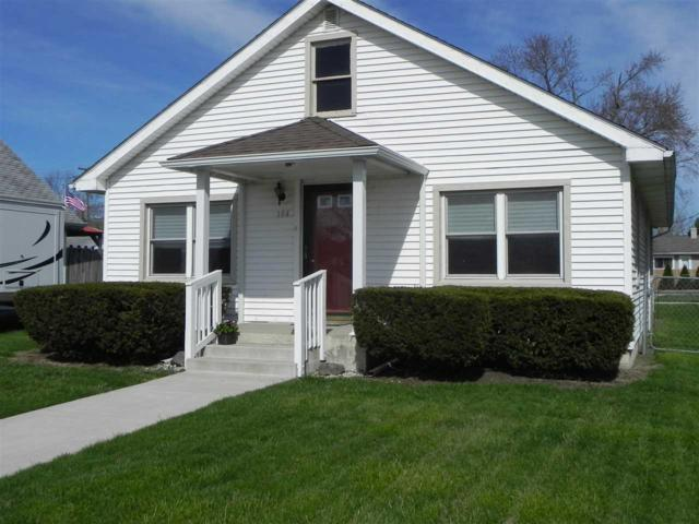 104 S South, Brookston, IN 47923 (MLS #201816644) :: Parker Team