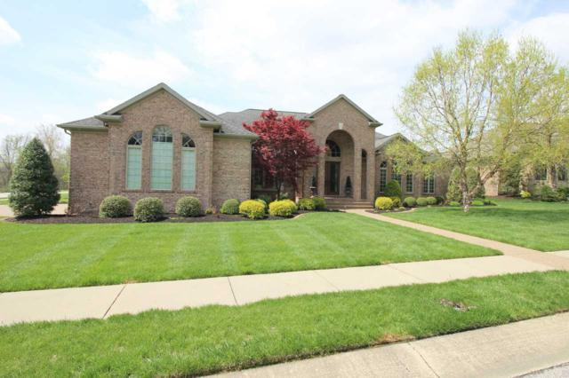 8608 Copper Creek Dr, Newburgh, IN 47630 (MLS #201816649) :: The ORR Home Selling Team