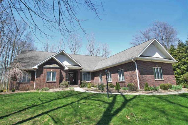 3307 Oakview Court, Kokomo, IN 46902 (MLS #201817178) :: Parker Team