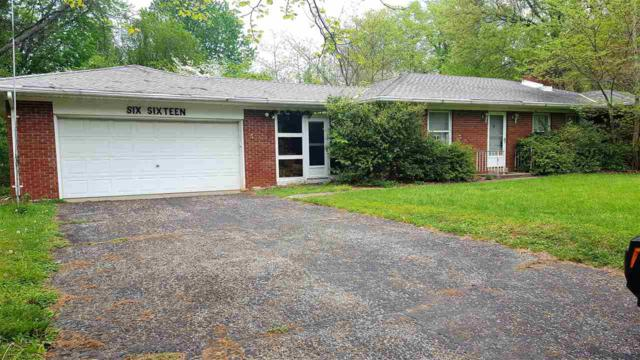 616 Forest Park Drive, Newburgh, IN 47630 (MLS #201818409) :: The ORR Home Selling Team