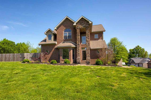 536 Brook Meadow Circle, Evansville, IN 47711 (MLS #201819460) :: The Dauby Team