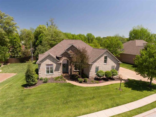 6054 Pembrooke Drive, Newburgh, IN 47630 (MLS #201820062) :: The ORR Home Selling Team