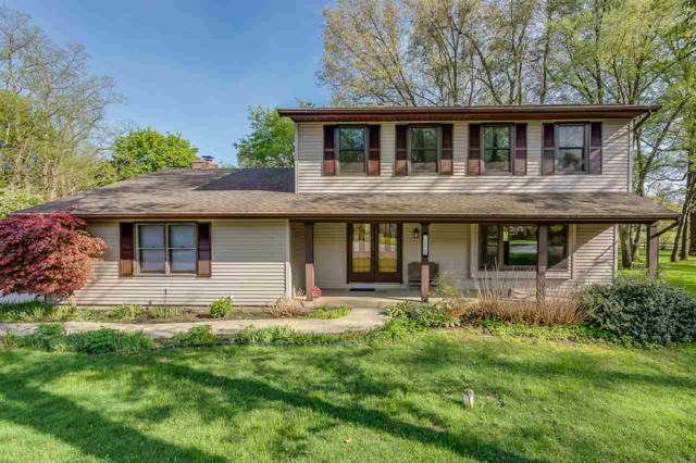16060 Baywood Lane, Granger, IN 46530 (MLS #201820688) :: The ORR Home Selling Team