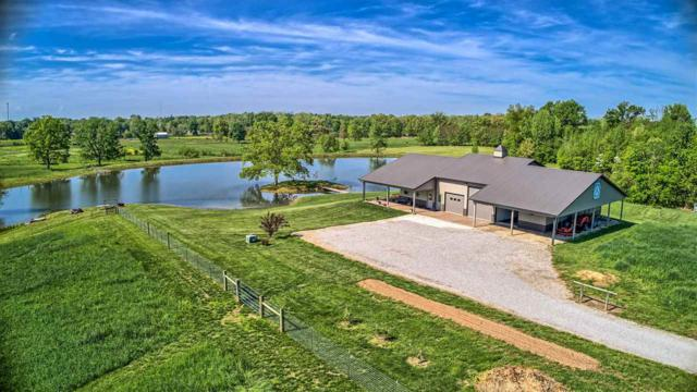 1455 Square Deal Mine Rd, Boonville, IN 47601 (MLS #201820717) :: The Dauby Team