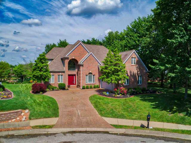 6688 Mill Creek Court, Newburgh, IN 47630 (MLS #201821177) :: Parker Team
