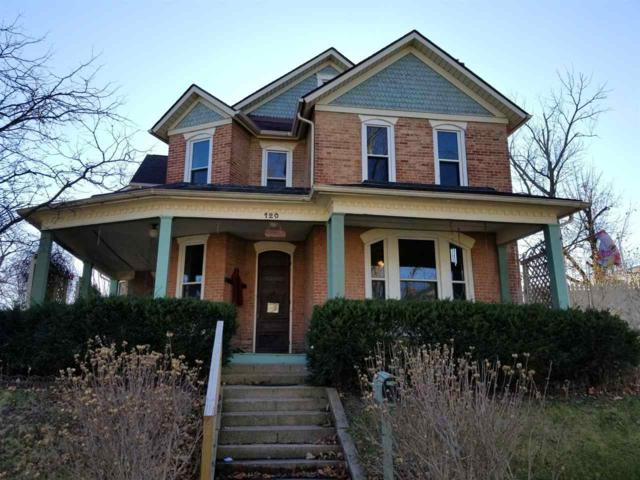 120 E Grant Street, Hartford City, IN 47348 (MLS #201821331) :: The ORR Home Selling Team