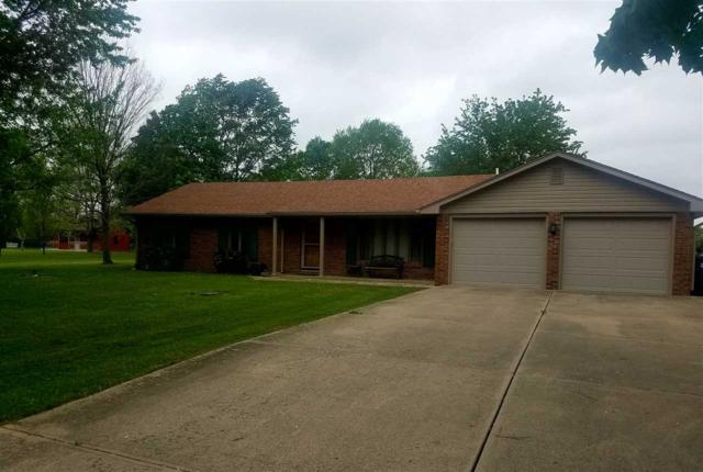 6743 Sagebrush, Alexandria, IN 46001 (MLS #201821535) :: The ORR Home Selling Team