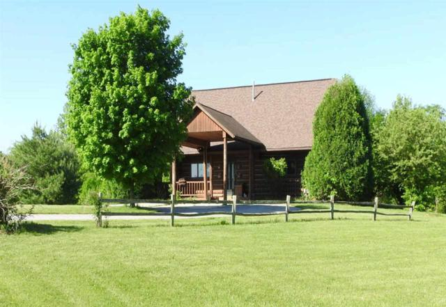 2549 W County Road 800 N, Rossville, IN 46065 (MLS #201821796) :: The Romanski Group - Keller Williams Realty