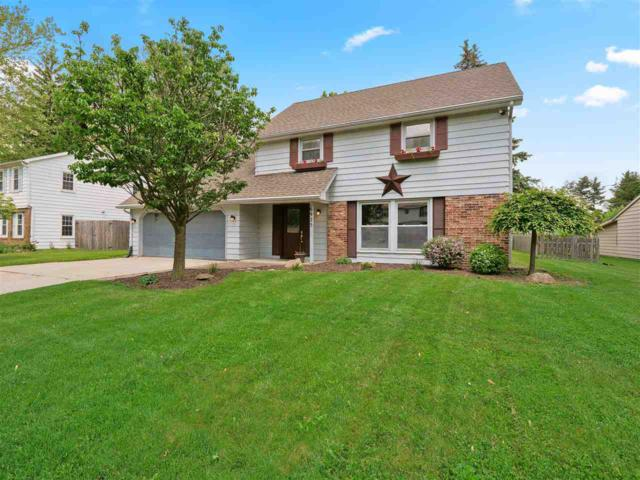 6925 Lake Valley Court, Fort Wayne, IN 46815 (MLS #201821943) :: The ORR Home Selling Team
