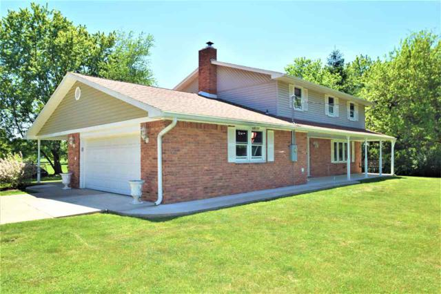 9001 W County Road 600 S, Daleville, IN 47334 (MLS #201822048) :: The ORR Home Selling Team