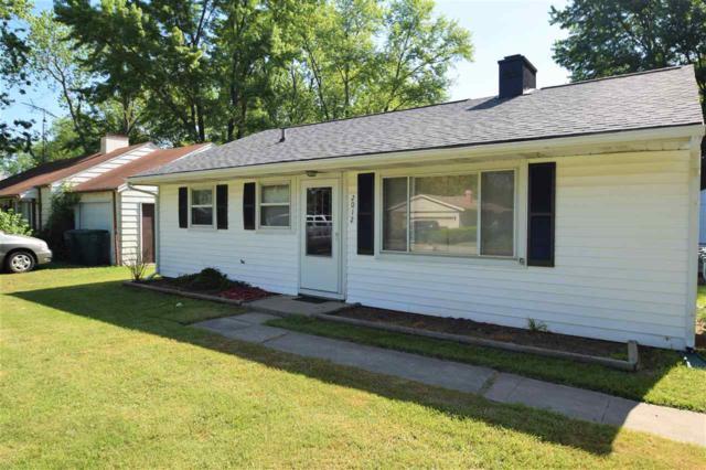 2012 W Gilman, Muncie, IN 47302 (MLS #201822065) :: The ORR Home Selling Team