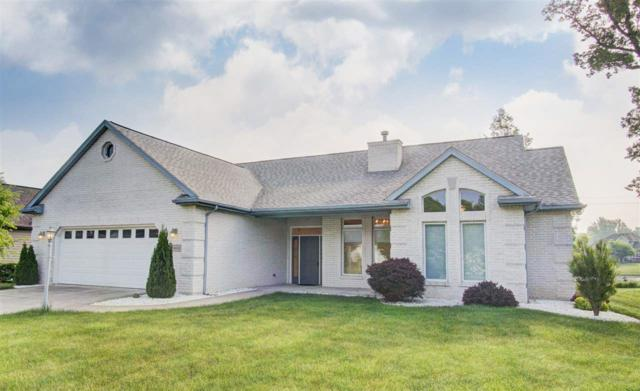 4116 Shoreline Boulevard, New Haven, IN 46774 (MLS #201822236) :: The ORR Home Selling Team