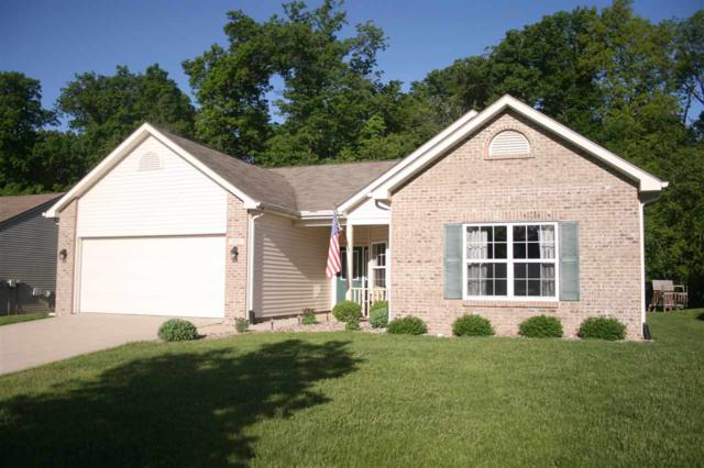 8825 Eventer Trail, Fort Wayne, IN 46825 (MLS #201822313) :: The ORR Home Selling Team
