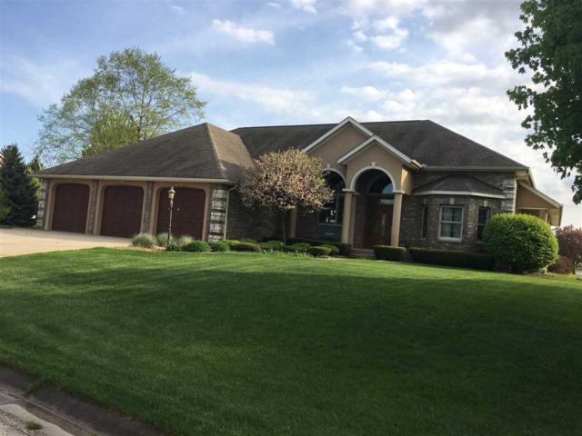 51091 Covington Shores Drive, Granger, IN 46530 (MLS #201822341) :: The ORR Home Selling Team