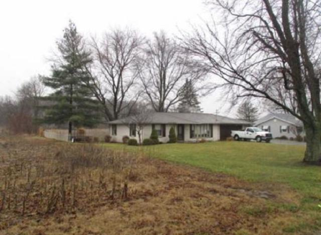 14820 W County Road 400 S, Daleville, IN 47334 (MLS #201822723) :: The ORR Home Selling Team