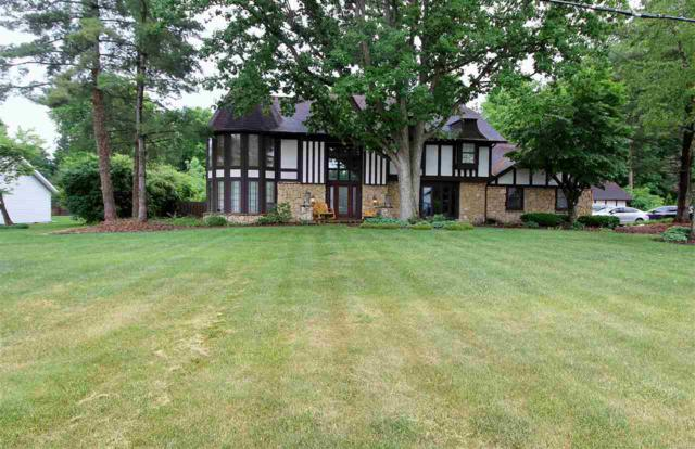 1001 W Chapel Pike, Marion, IN 46952 (MLS #201823179) :: The ORR Home Selling Team
