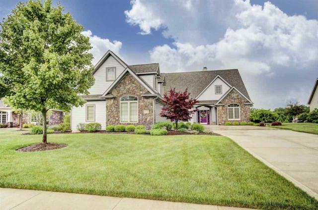 3731 Shinnecock Ct, Fort Wayne, IN 46814 (MLS #201823538) :: The ORR Home Selling Team