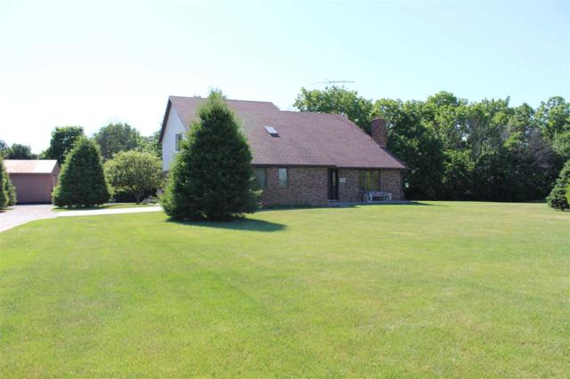 11117 S County Road 700 E, Selma, IN 47383 (MLS #201824034) :: The ORR Home Selling Team