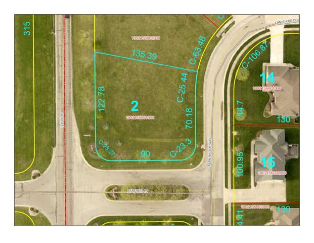 Lot 2 Fern Brook Way, Muncie, IN 47304 (MLS #201824350) :: Parker Team