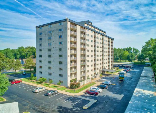 600 Cullen #801, Evansville, IN 47715 (MLS #201825189) :: The ORR Home Selling Team