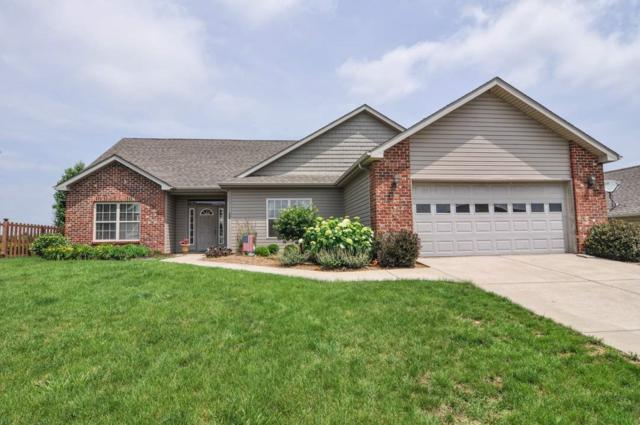 366 Sinclair Dr, West Lafayette, IN 47906 (MLS #201825578) :: The Romanski Group - Keller Williams Realty
