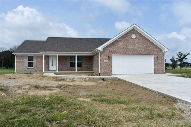 1256 N Gregg Drive, Albany, IN 47320 (MLS #201826159) :: The ORR Home Selling Team