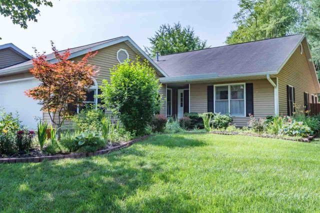 3912 S Laurel Court, Bloomington, IN 47401 (MLS #201826334) :: The Dauby Team