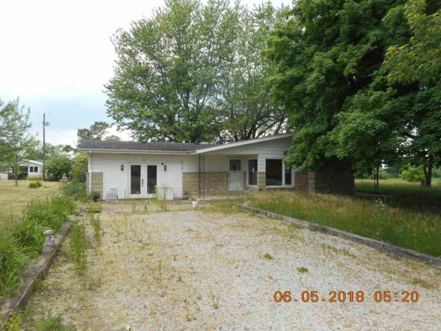 1504 E Cr 1135 N, Eaton, IN 47338 (MLS #201827445) :: The ORR Home Selling Team
