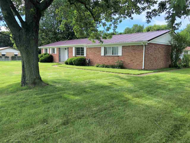 4011 N Creston Drive, Marion, IN 46952 (MLS #201827856) :: The Romanski Group - Keller Williams Realty