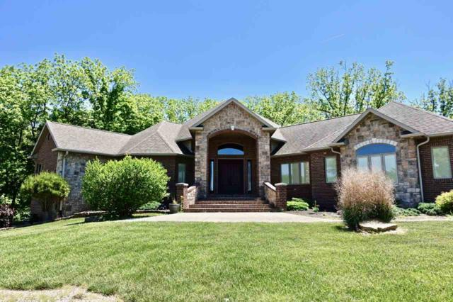 9210 S County Road 560E, Selma, IN 47383 (MLS #201828103) :: The ORR Home Selling Team