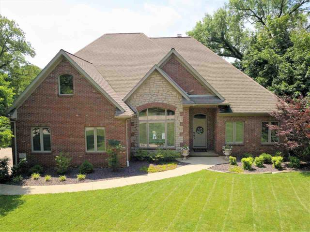 701 Cobblestone Drive, Evansville, IN 47715 (MLS #201828195) :: The ORR Home Selling Team