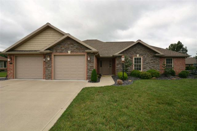 438 S Kluemper Road, Jasper, IN 47546 (MLS #201828590) :: Parker Team