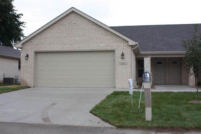 1413 Hutchins Dr., Kokomo, IN 46901 (MLS #201828635) :: The ORR Home Selling Team