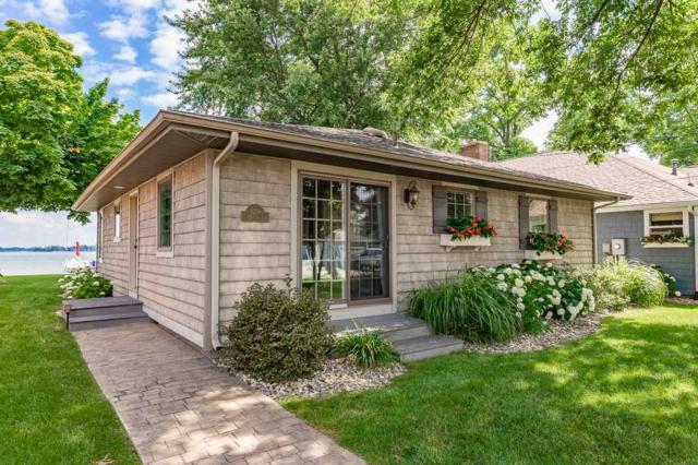 8256 E Highland View Drive, Syracuse, IN 46567 (MLS #201829152) :: The Dauby Team