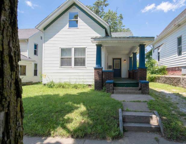 1214 Michigan Avenue, Fort Wayne, IN 46802 (MLS #201829219) :: TEAM Tamara