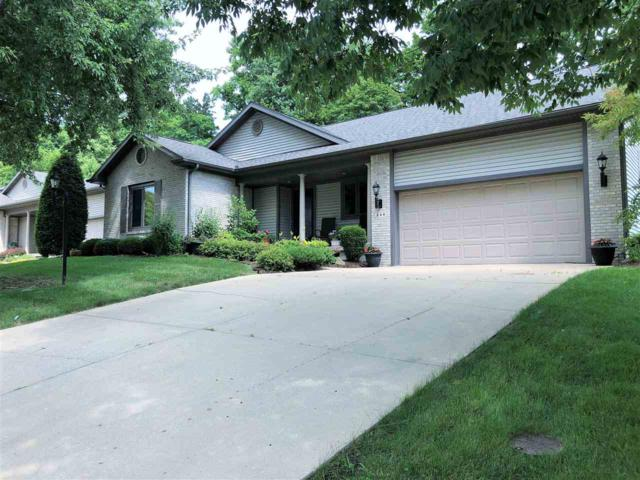 240 Pinkerton Court, Marion, IN 46952 (MLS #201829327) :: The Romanski Group - Keller Williams Realty