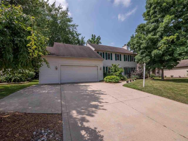 4820 Oak Knob Run, Fort Wayne, IN 46845 (MLS #201829519) :: The ORR Home Selling Team