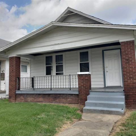 1566 S Morton Avenue, Evansville, IN 47713 (MLS #201829571) :: Parker Team