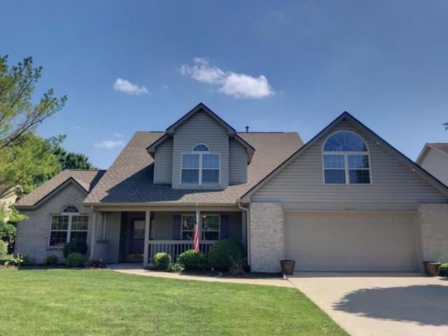 1647 Stonegate Circle, Lafayette, IN 47909 (MLS #201829828) :: The Dauby Team